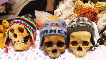 """Huancayo: realizan ceremonia del """"Tullupampay"""" en Chongos Bajo"""
