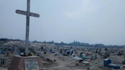 El Niño: piden reubicar mil cadáveres de cementerio de Mampuesto