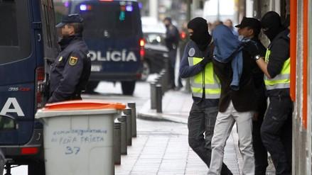 Madrid: detienen a tres personas vinculadas al Estado Islámico