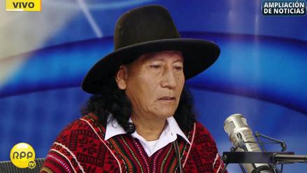 Descendiente de Túpac Amaru quiere ser candidato a la presidencia