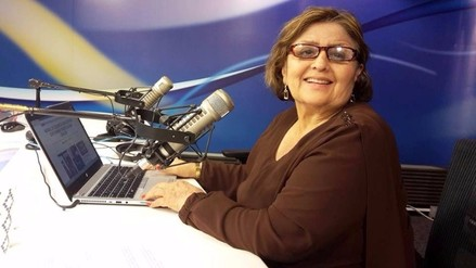 Dra. Carmen Gonzalez: 'No se saca nada con la violencia'