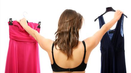 Estudio recomienda a las mujeres escoger su ropa una noche antes