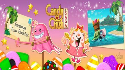La compañía creadora de Candy Crush fue adquirida por US$ 5900 millones
