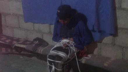 Huaral: vecinos capturan a delincuente cuando asaltaba una vivienda