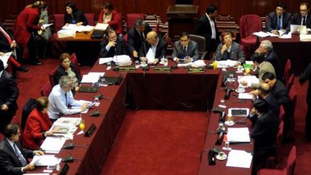Constitución no votó hoy proyecto de eliminación de voto preferencial
