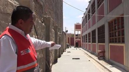 Colegio San José impermeabiliza techos para evitar filtraciones por lluvias