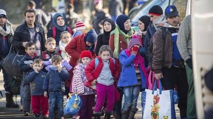 Australia da los primeros visados a 12.000 refugiados de Oriente Medio