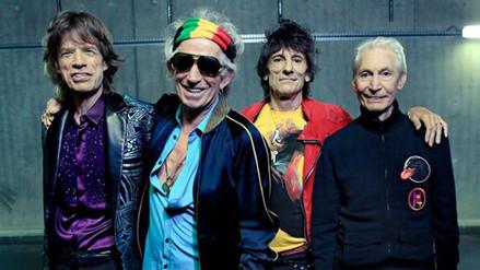 The Rolling Stones confirman concierto en Lima