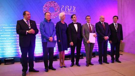 Sinfonía por el Perú recibe donación del Fondo Monetario Internacional (FMI)