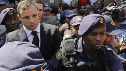 Sudáfrica: piden condena de 15 años para Pistorius por asesinato