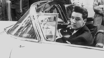 Priscilla Presley lleva nuevos objetos de Elvis a muestra en Londres