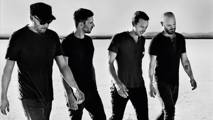 Facebook: Coldplay revela fragmento de su nueva canción
