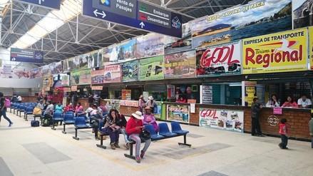 Huancayo: suspenden salida de buses hacia Satipo por huelga Ashaninka