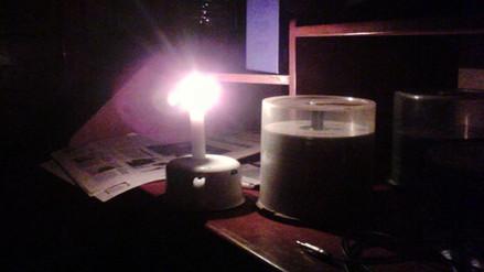 Bagua: diversos inconvenientes generaron cortes de luz en este sector