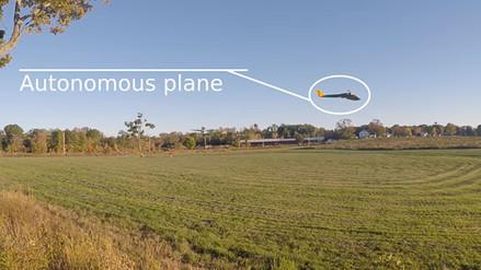 Crean un dron que esquiva obstáculos de forma automática