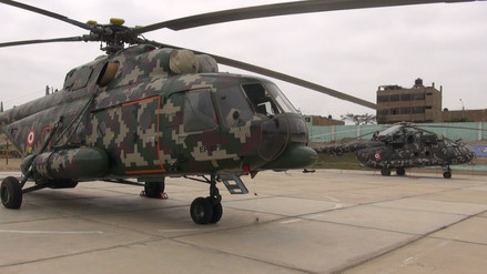El Niño: destinan 2 helicópteros para emergencias en territorio lambayecano