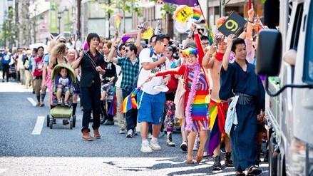 Japón: Aseguradora reconoce por primera vez las uniones homosexuales