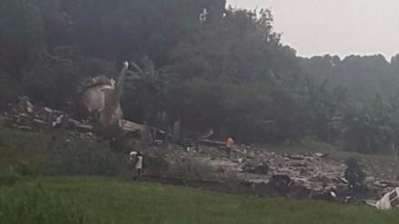 Sudán: al menos 40 muertos al estrellarse un avión de carga