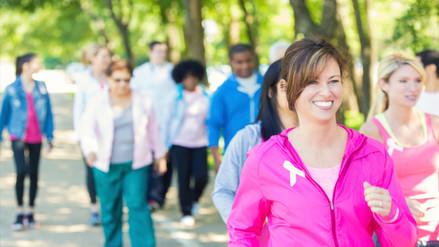 Si caminas media hora al día adelgazas más que corriendo o en el gimnasio