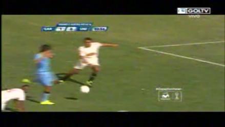 Real Garcilaso vs. Universitario: Walter Vílchez marcó un golazo sin querer