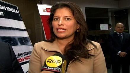 Voto preferencial: Perú Posible votará por su eliminación, afirma Omonte