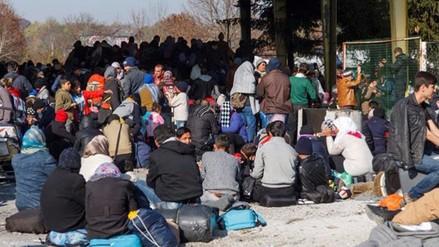 ACNUR: el número de refugiados en la UE puede llegar al millón en 2015