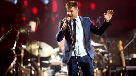 Ricky Martin cantará en los Grammy Latino