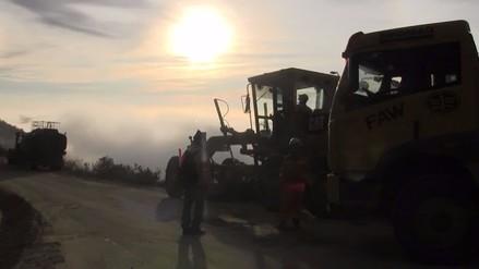 El Niño: instalarán campamentos con maquinaria para trabajos de prevención