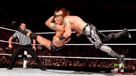 YouTube: los 5 mejores RKO de Randy Orton en la WWE