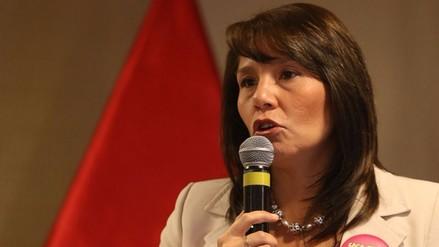 Paola Bustamante descarta cierre de Programa del Vaso de Leche