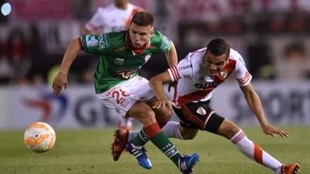 River Plate cayó ante Huracán en semifinal de ida por la Copa Sudamericana