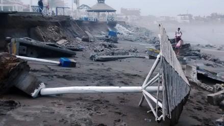 Huanchaco: Gobierno Regional ya no construirá molones en balneario