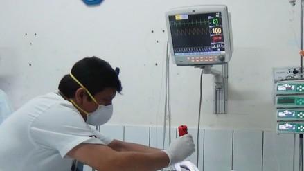 Yurimaguas: paciente en riesgo de morir por falta de atención médica