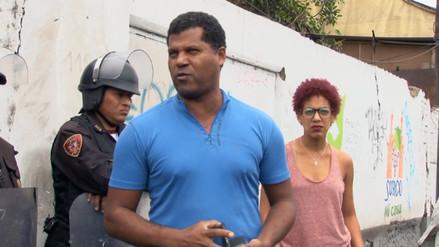 Municipio de Lima y Kimba Fá llegan a acuerdo tras desalojo