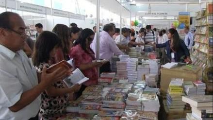 Feria del Libro de Trujillo espera más de 150 mil visitantes este año