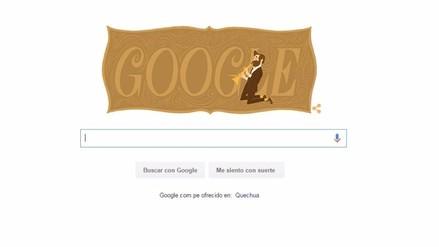 Google recuerda a Adolphe Sax, el creador del saxofón