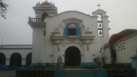 Huaral: policía recupera campanas de bronce robadas de capilla