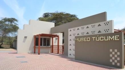 Museo de Túcume recibirá más de tres mil visitantes este domingo