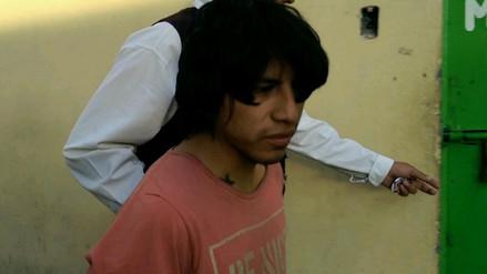 Joven es detenido por tocamientos indebidos a adolescente