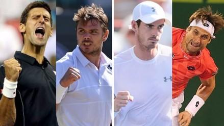 Masters 1000 París 2015: Djokovic - Wawrinka y Murray - Ferrer, las semifinales