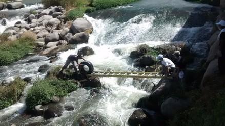 Realizan limpieza del río Chili por Fenómeno El Niño