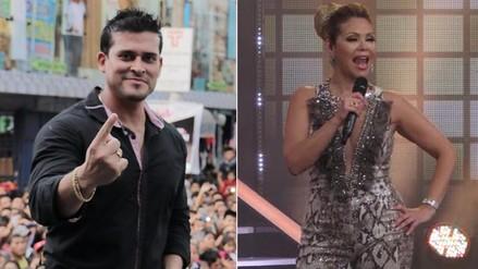 Christian Domínguez y Gisela frente a frente en 'Reyes del Show'