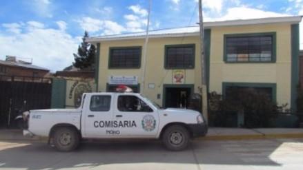 Moho: detienen a cuidante de colegio acusado de violar a menor