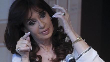 """Cristina Fernández denuncia una """"campaña cloaca"""" en su contra"""