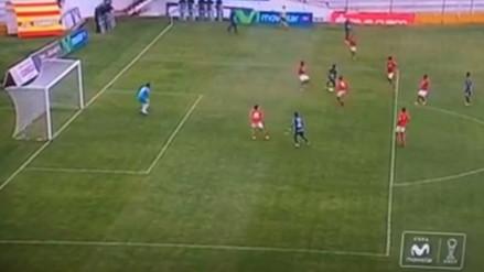 Facebook: Vallejo venció a Cienciano con un golazo a lo Zinedine Zidane