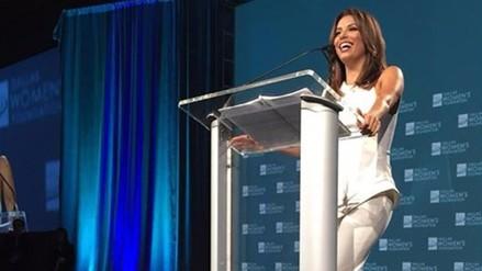 Eva Longoria afianza lucha por la educación latina en los Estados Unidos
