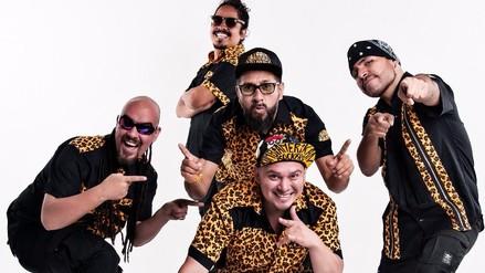 "'Barrio Calavera' lanza su nuevo disco ""Kumbiamerikan rockers"""