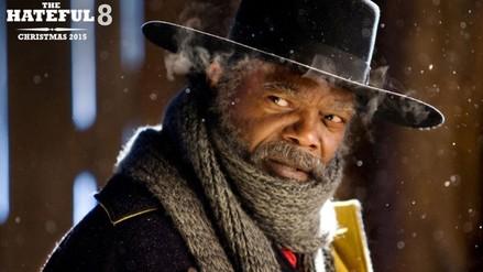 Quentin Tarantino estrenó trailer de The Hateful Eight