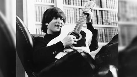 The Beatles: Subastan guitarra de Lennon por 2 millones de dólares