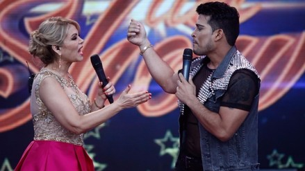 Christian Domínguez y su tenso enfrentamiento con Gisela Valcárcel